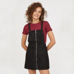 H&M Zip-Up Overall Dress